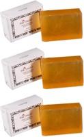 Imli Street Honey Tamarind Bathing Bar(Pack Of 3) (375 G)