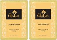 Aster Luxury Alphoso Bathing Bar 125g - Pack Of 2 (250 G)