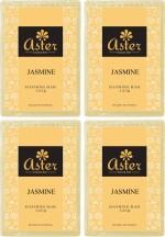Aster Luxury Jasmine Bathing Bar 125g Pack of 4