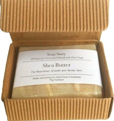Soap Story Smooth & Tender Shea Butter Face Soap