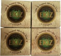 EKIZ Olive Oil Soap (100)