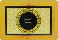 Nine Divas Shakti Exfoliate Herbal Soap (Pack Of 2) (100 G)