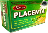 Renew Placenta Classic With Double-Acting-Anti Aging & Skin Whitening/Skin Fairness Soap (135 G)