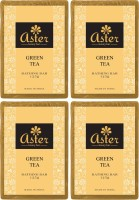 Aster Luxury Green Tea Bathing Bar 125g - Pack Of 4 (500 G)