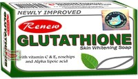Renew Glutathione Soap Skin Whitening & Fairness Soap (135 G)