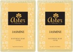 Aster Luxury Jasmine Handmade Soap Set of 2