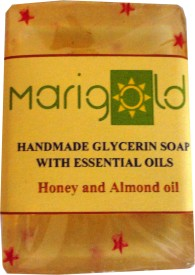Marigold Soaps Honey and Almond