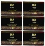 Lass Naturals Pack of 12 Lass Naturals LASS OUD SOAPS