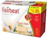 Fairbeat Licorice Soap Enriched With Butter Fruit& Sweet Almond Oil