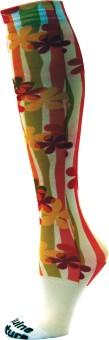 Equine Couture Women's Printed Knee Length Socks - SOCEAGZFV97VT6Z7