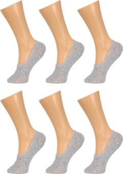 GrabBerry Women's, Men's Solid No Show Socks - SOCEGUXZFAUYX93A