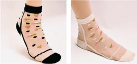Sabhya Sakshi Women's Floral Print Ankle Length Socks