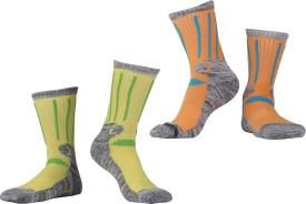 Magideal Women's Mid-calf Length Socks - SOCEEBEFJHNPNCFQ