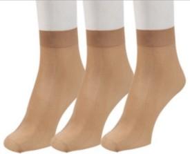 Evince Girl's, Women's Ankle Length Socks