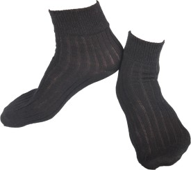 Elson Women's Solid Footie Socks Pack Of 2