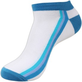 Balenzia Cotton Men's Striped Low Cut Socks
