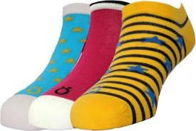 Lefjord Women's No Show Socks