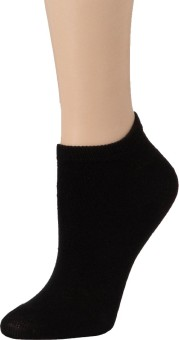 Ultimate Women's Solid Footie Socks
