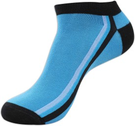 Balenzia Cotton Men's Striped Low Cut Socks - SOCEAEPEAYDCASGH