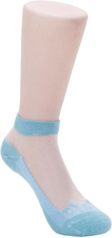 Evince Girl's, Women's Embriodered Ankle Length Socks - SOCEJMU4JZ3ZSTQF
