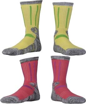 Magideal Women's Mid-calf Length Socks