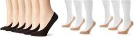 Sabhya Sakshi Women's Solid No Show Socks