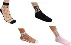 Sabhya Sakshi Women's Ankle Length Socks