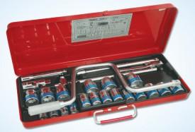 S-16M Square Socket Set (25 Pc)