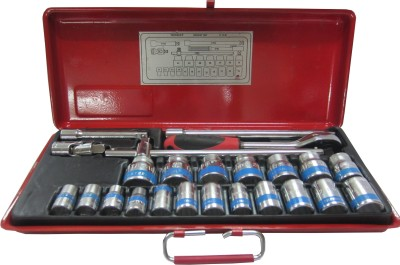 S3/4H Square Drive Socket Set