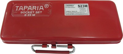 Taparia S23 H Square Drive Socket Set