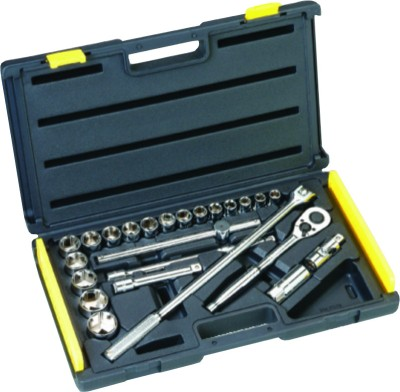 86-589-1 Socket Set (25 Pc)