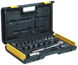86-477 26 Piece 12 Point Socket Set