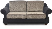 @home Apollo 3 Seater Sectional (Finish Color - Black)