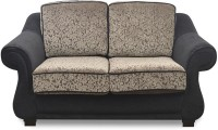 @home Apollo 2 Seater Sectional (Finish Color - Black)