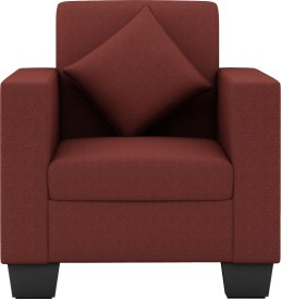 ARRA Fabric 1 Seater Sofa