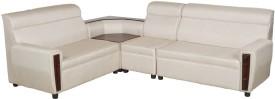 IDEAWOODS Classy Solid Wood 2 + 1 Sofa Set