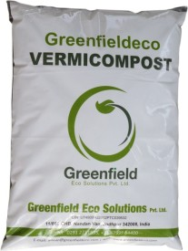 Greenfieldeco Vermicompost 100% Organic Soil Manure