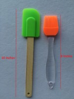 Milestouch Exim Non-Stick Spatula (Pack Of 2)