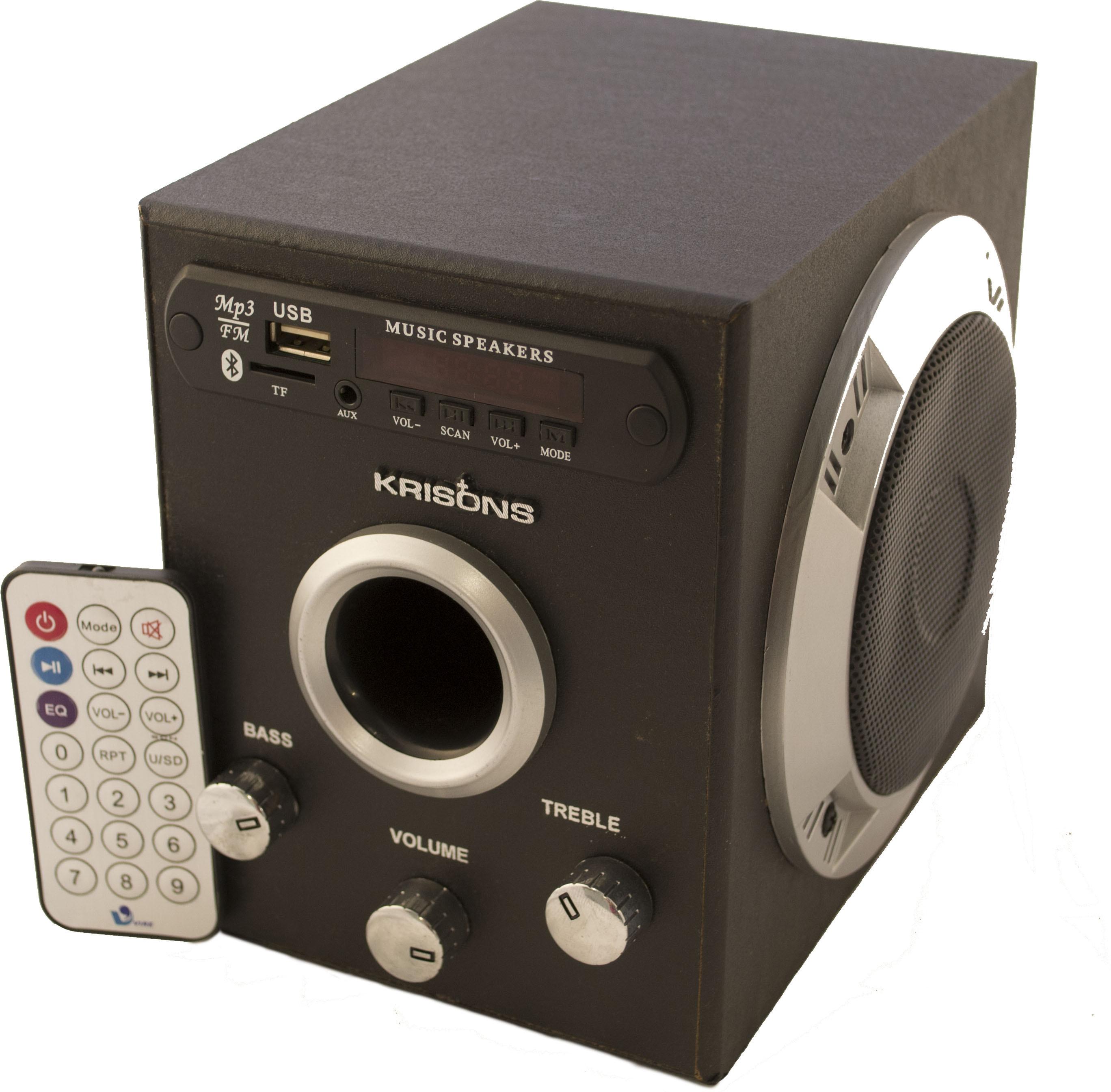 Buy Krisons Bluetooth Wireless Laptop Speakers Online From Flipkart.com