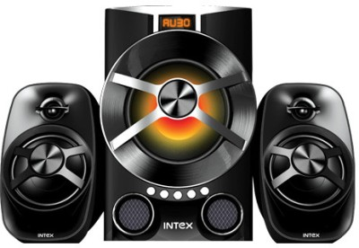 Intex IT-2575 SUF Glo Wired Desktop Speaker