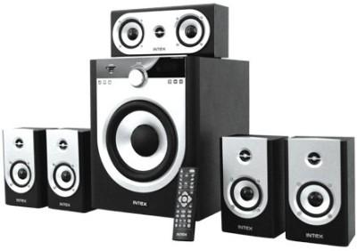 Intex IT-9000 BT Multimedia Wired Laptop/Desktop Speaker
