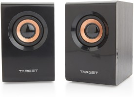 Target Ts-M090 2.0 Computer Speakers