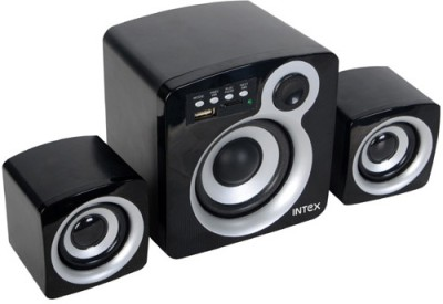 Intex IT-850U 2.1 Computer Multimedia Speaker