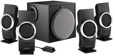 Buy Creative Inspire M4500 4.1 Multimedia Speakers (Requires Two 3.5 mm Ports): Speaker
