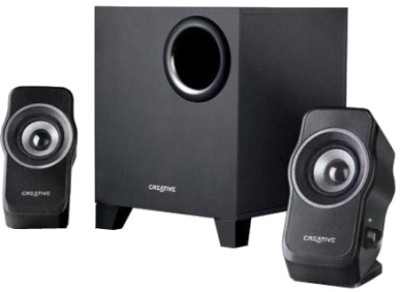 Buy Creative SBS A235 2.1 Channel Multimedia Speakers: Speaker