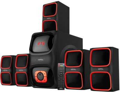 Zebronics SW8590 RUCF 5.1 Multimedia Speaker