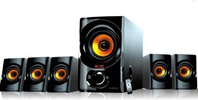 Ambrane AMS-2100 5.1 Multimedia Speakers