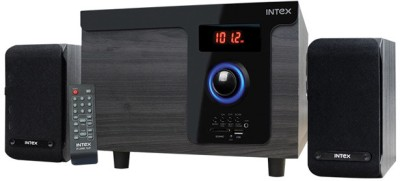 Intex IT 2585 SUF Wired Home Audio Speaker Black, 2.1 Channel available at Flipkart for Rs.2799