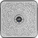Polk Audio Camden Square Wireless Home Audio Speaker (Greyish Black, Bluetooth 2.1 + EDR With Apt-X Channel)