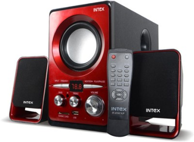 Intex IT-2550 SUF 2.1 Multimedia Speakers